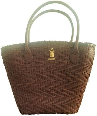 de Grisogono Brown Leather Handbags
