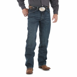 Wrangler mens 20x 01 Competition Relaxed Fit jeans