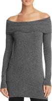 Splendid Brigitte Off-The-Shoulder Sweater