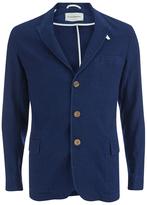 Oliver Spencer Portland Jacket Kildale Indigo Rinse