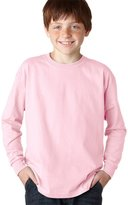 Gildan G240B - Ultra Cotton® Youth 10 oz. Long-Sleeve T-Shirt
