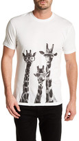 Kid Dangerous Giraffes Graphic Tee