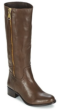 Betty London NORMANDIA women's High Boots in Brown