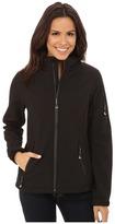 Roper Black Softshell Jacket