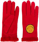 Agnelle Smiley Face gloves