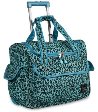 J World Donna Rolling Tote