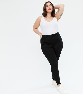 New Look Curves Skinny Jeans