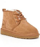 UGG Boys' Neumel Suede Boots