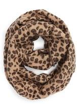 BP Women's Leopard Pattern Infinity Scarf