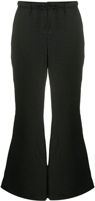 Nike Knitted Flared Trousers