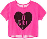 Total Girl Sequin Top - Girls 7-16 and Plus