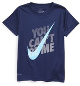 Nike Boy's You Can'T Beat Me Graphic T-Shirt