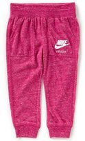 Nike Little Girls 2T-6X Gym Vintage Pull-On Pants
