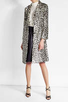 Nina Ricci Printed Coat with Silk