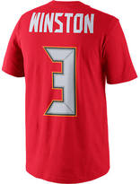 Nike Men's Tampa Bay Buccaneers NFL Jameis Winston Name and Number T-Shirt