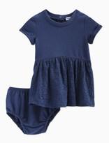 Splendid Baby Girl Jacquard Knit Dress