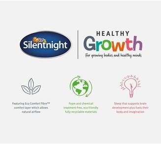 Silentnight Healthy Growth Sprung Bunk Mattress - Small Single
