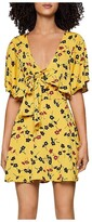 Thumbnail for your product : BCBGeneration Women's Bow Tie Ruffle Dress
