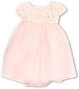 Biscotti Blushing Rose Ballerina Dress (Infant) (Blush) - Apparel