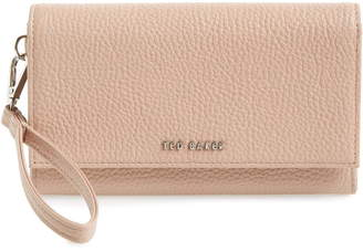 Ted Baker Holli French Leather Wallet