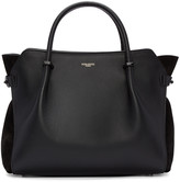 Nina Ricci Black Small Marche Bag