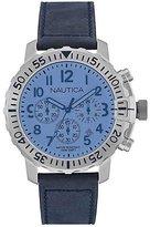 Nautica Nms 01 - Uss Chrono NAI19534G women's quartz wristwatch