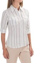 Pendleton Chevron-Stripe Shirt - Button Up, Long Sleeve (For Women)