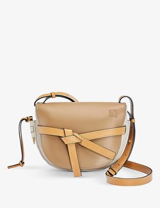 Loewe Gate small leather cross-body bag
