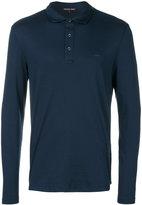 Michael Kors long sleeved polo shirt