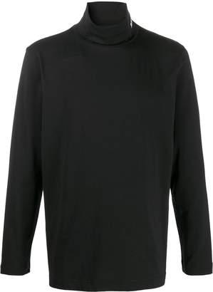 BOSS turtle neck T-shirt