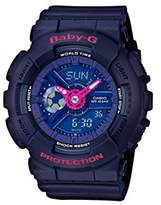 Casio Baby-G – Women's Analogue/Digital Watch with Resin Strap – BA-110PP-7AER
