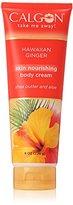 Calgon Shea-Enriched Body Cream (Hawaiian Ginger, 8-Ounce)