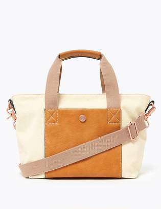 M&S CollectionMarks and Spencer Canvas Cross Body Bag