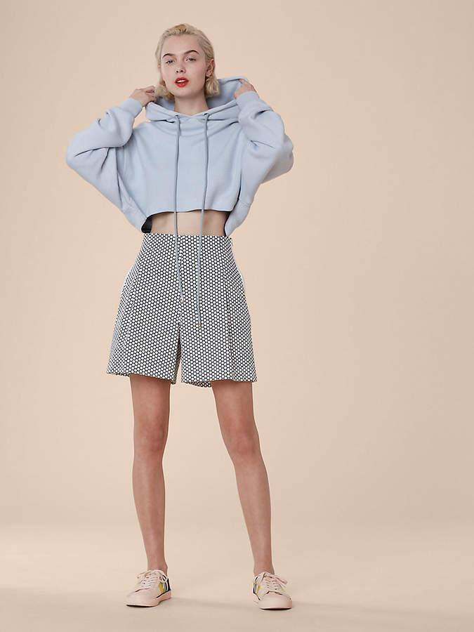 Diane von Furstenberg High-Waisted Shorts