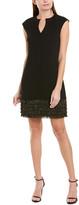 Trina Turk Flapper Sheath Dress