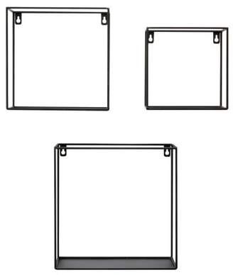 Better Homes & Gardens Wire Cube Shelf Set of 3