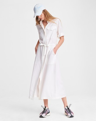 Rag & Bone Luna midi dress