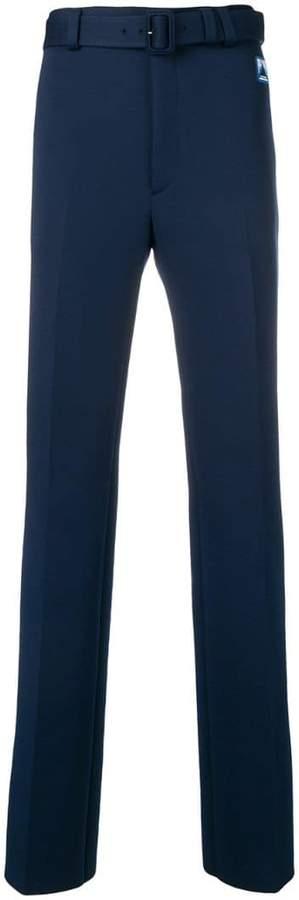 Prada technical runaway trousers