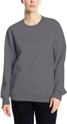Trigema Women's Damen Sweat-Shirt Sweatshirt