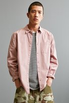 Urban Outfitters Stevens Poplin Button-Down Shirt