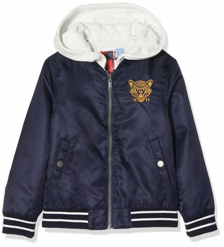 IKKS Junior Girl's Bombers Reversible Capuche Jacket