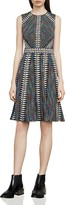 BCBGMAXAZRIA Rosalya Printed Dress