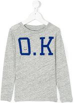 Bellerose Kids O.K. longsleeved T-shirt