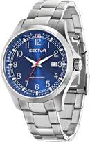 Sector Men's R3253290001 Contemporary 290 Silver/ Watch