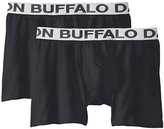 Buffalo David Bitton Men's 2-Pack Cotton Stretch Boxer Brief