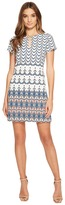 Jessica Simpson Printed T-Shirt Dress Women's Dress