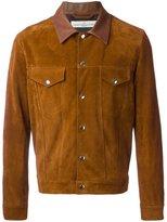 Golden Goose Deluxe Brand suede classic jacket