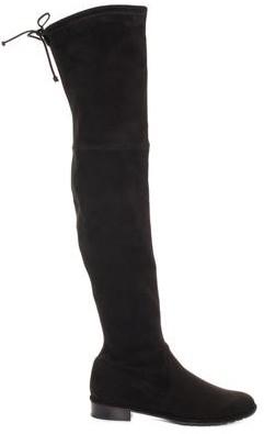 Stuart Weitzman Lowland Boot Black