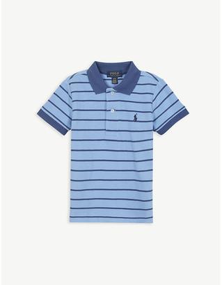Ralph Lauren Logo cotton polo shirt 2-14 years