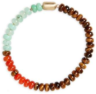 Luis Morais Gemstone Bracelet